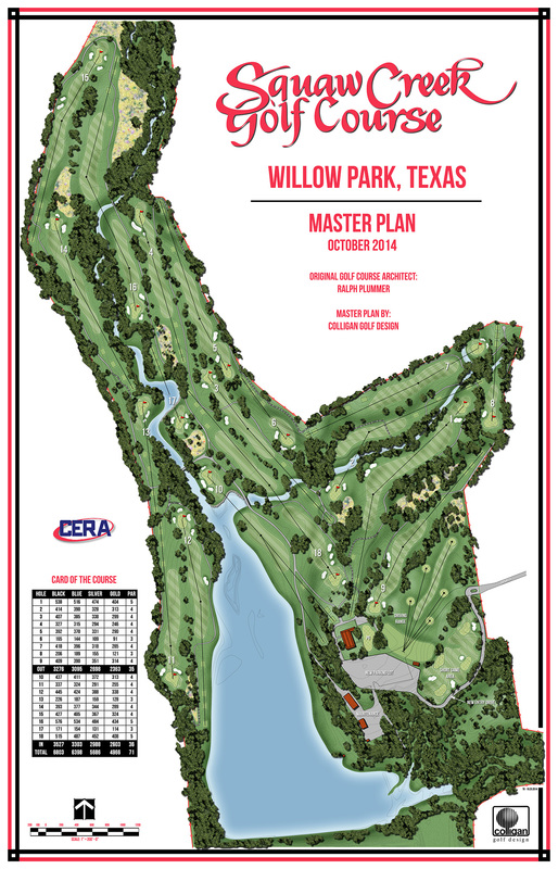 Image result for squaw creek golf course willow park texas